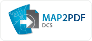 Map2PDF for DCS image